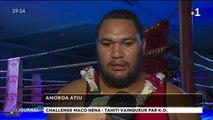 Challenge Maco Nena : les Tahitiens sont victorieux