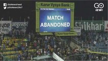 IND vs SA T20 Match AT Dharamshala Abandoned