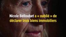 Nicole Belloubet a « oublié » de déclarer trois biens immobiliers