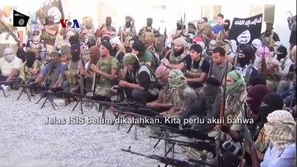 Benarkah ISIS sudah Dikalahkan?