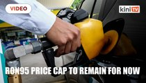 Guan Eng: Fuel price cap will remain for the time being