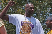 Lamar Odom's Dancing with the Stars nerves