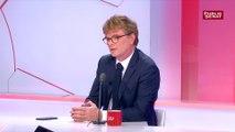 Réforme des retraites : Marc Fesneau regrette une forme de « grève préventive »