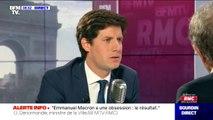 """Julien Denormandie: """"On ne doit pas avoir de tourisme médical"""""""