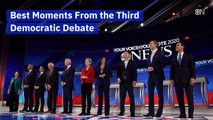Democratic Debate Highlights In September
