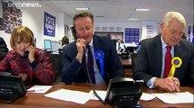 Brexit: Johnson trifft Juncker