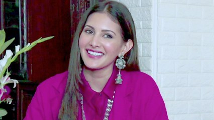 Amyra Dastur Talks About The Experience Working With Sanjay Dutt In Prasthanam