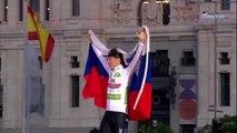 "Tour d'Espagne 2019 - Tadej Pogacar 3rd and on the podium of La Vuelta: ""It's crazy"""