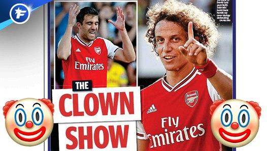Les défenseurs d'Arsenal comparés à des clowns, Kevin De Bruyne met la pression à Liverpool
