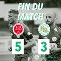 Fin du Match Sporting - Mulhouse