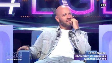 LGD : Franck Gastambide très mal à l'aise !