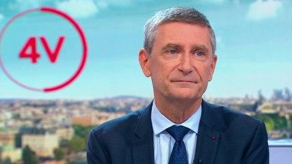 Frédéric Péchenard - France 2 lundi 16 septembre 2019