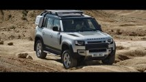 The new Land Rover Defender Film