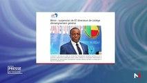 Presse Afrique - 16/09/2019