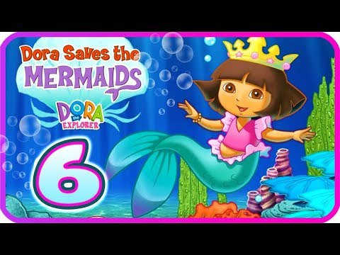 Dora the Explorer: Dora Saves the Mermaids Part 6 (PS2) Pirate Island