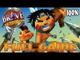 Brave: A Warrior's Tale 100% FULL GAME Longplay (X360, PS2, Wii, PSP)