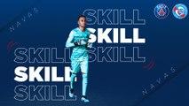 Keylor Navas skills