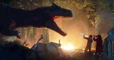 Battle at Big Rock - An All-New Short Film - Jurassic World