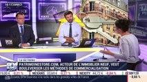 Marie Coeurderoy: Immobilier neuf, Patrimoinestore.com veut bouleverser les méthodes de commercialisation - 16/09