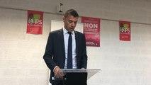 Yohann Nédélec ne sera pas candidat