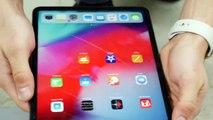 2018 iPad Pro DROP & BEND Test! Thin Is Bad..