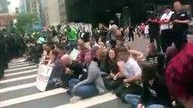 New York'ta Microsoft'a 'göçmen kamplarının kapatılması' protestosu: 76 gözaltı