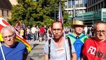 Besançon: rassemblement contre la fermeture annoncée de trésoreries dans le Doubs