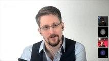 Edward Snowden, invité exceptionnel du Grand Entretien