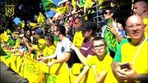 """FC Nantes - Stade de Reims : """"Un jour à la Beaujoire"""""""