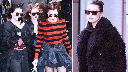 Why Hailey Baldwin Felt Inferior To BFFs Kendall Jenner & Gigi Hadid?