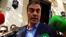 """Sánchez pide """"acto de responsabilidad"""" a todos los partidos para evitar elecciones"""