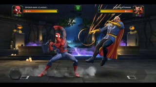 MARVEL: CONTEST OF CHAMPIONS, GAMEPLAY   MARVEL HEROS FIGHTING   MARVEL ENTERTAINMENT STUDIO   ANDROID & IOS MOBILE GAME   ROHIT KUMAR