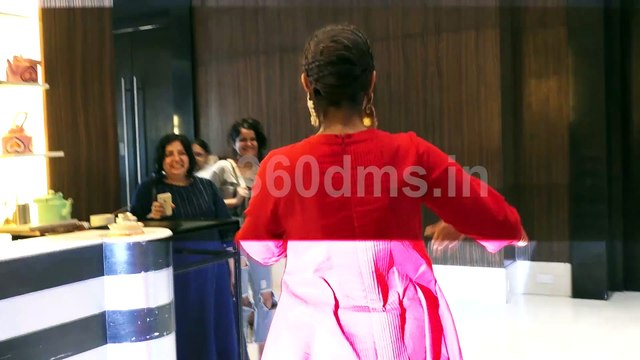 Sonam and Dulquer Salmaan Promote Their Upcoming movie The Zoya Factor