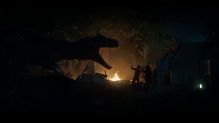 Jurassic World: Battle at Big Rock • Curta Legendado