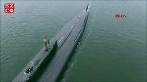 Rus nükleer denizaltısı, 350 kilometre uzaklıktaki hedefi vurdu