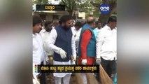 ಎರಡೇ ನಿಮಿಷಕ್ಕೆ ಮುಗಿದ ಸ್ಚಚ್ಛತಾ ಕಾರ್ಯಕ್ರಮ ! B. Sriramulu