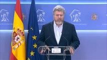 Equo no ve posible un gobierno de coalición entre Unidas Podemos y PSOE