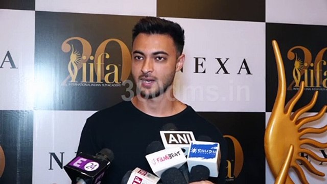 Aayush Sharma Shares His Nervousness for First Performance in IIFA Awards 2019