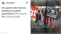 Finances publiques : des agents mobilisés contre réorganisation et suppressions d'emplois