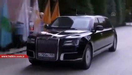 Erdoğan, Putin'le tanıştığına memnun: Nice to meet you
