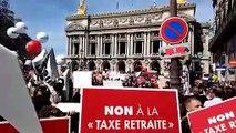 Metz, les avocats se mobilisent contre la réforme des retraites