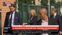"""Brigitte Macron vient d'inaugurer """"L'institut des vocations"""" à Clichy-sous-Bois, école dans lequelle elle va enseigner !"""