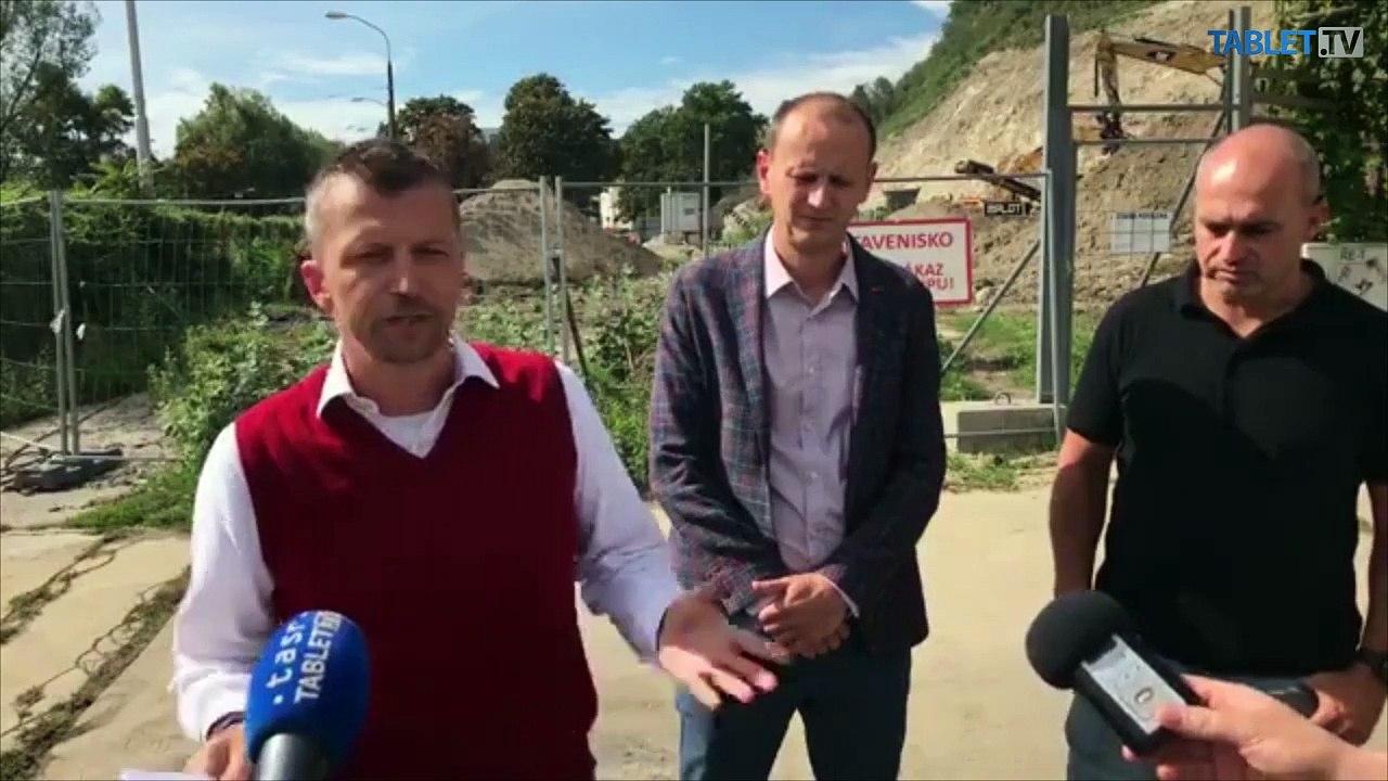 ZÁZNAM: Brífing pri príležitosti začiatku 1. fázy realizácie projektu Vydrica