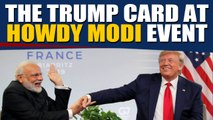 Donald Trump to be present at event with PM Modi in Houston |OneIndia News