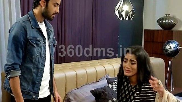 VISH | Aditya Make Calm Down to Frightened Aliya | विष