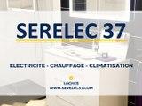 SERELEC 37, électricité, chauffage et climatisation à Loches.