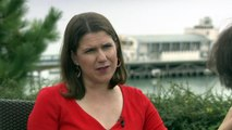 Swinson: We're in a mess with Brexit
