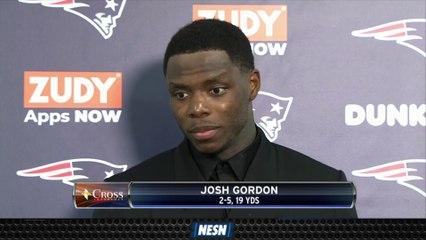 Tom Brady, Josh Gordon On Antonio Brown's Week 2 Performance