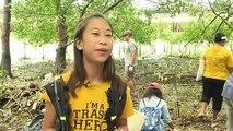 Die zwölfjährige Lilly ist Thailands Greta Thunberg