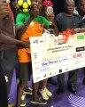 L'ivoirien Titi Koné encore champion d'Afrique de freestyle